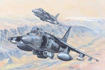AV-8B Harrier II · HBO 81804 ·  HobbyBoss · 1:18