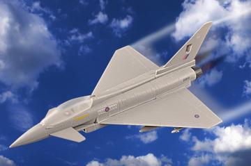 EF-2000 Eurofighter Typhoon · HBO 81901 ·  HobbyBoss