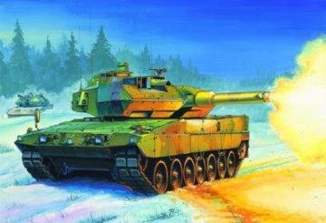 Swedish Strv.122  Tank · HBO 82404 ·  HobbyBoss · 1:35