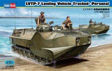 LVTP-7 Landing Vehicle Tracked- Personal · HBO 82409 ·  HobbyBoss · 1:35