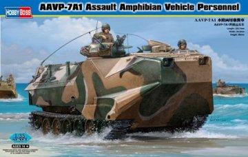 AAVP-7A1 Assault Amphibian Vehicle Personnel · HBO 82410 ·  HobbyBoss · 1:35