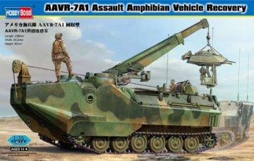 AAVR-7A1 Assault Amphibian Vehicle Recovery · HBO 82411 ·  HobbyBoss · 1:35