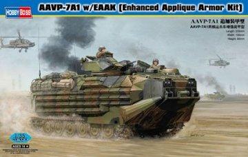 AAVP-7A1 w/EAAK Enhanced Appliqué Armor Kit · HBO 82414 ·  HobbyBoss · 1:35