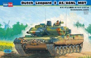 Leopard 2 A5/A6NL · HBO 82423 ·  HobbyBoss · 1:35