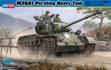 M26A1 Pershing Heavy Tank · HBO 82425 ·  HobbyBoss · 1:35