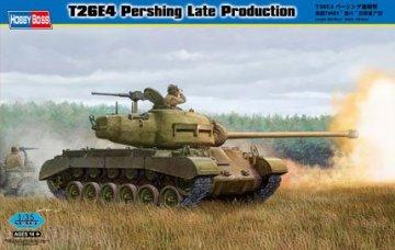 T26E4 Pershing Late Production · HBO 82428 ·  HobbyBoss · 1:35
