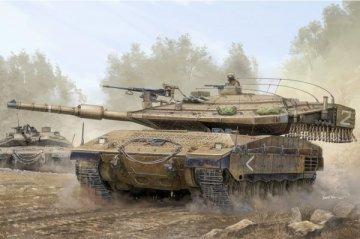 Israeli Merkava Mk IV · HBO 82429 ·  HobbyBoss · 1:35