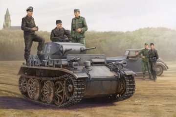 PzKpfw I Ausf C (VK 601) · HBO 82431 ·  HobbyBoss · 1:35