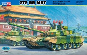 PLA ZTZ 99 · HBO 82438 ·  HobbyBoss · 1:35
