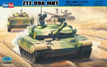 PLA ZTZ 99A · HBO 82439 ·  HobbyBoss · 1:35