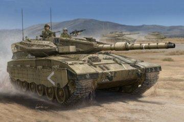 IDF Merkaca MK.IIID · HBO 82441 ·  HobbyBoss · 1:35