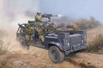 RSOV w/MK 19 grenade launcher · HBO 82449 ·  HobbyBoss · 1:35