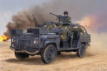 Ranger Special Operations Vehicle w/MG · HBO 82450 ·  HobbyBoss · 1:35