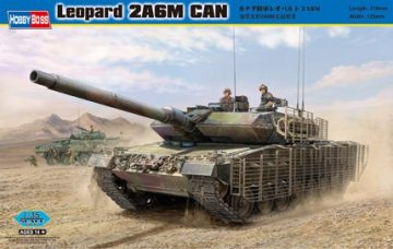 Leopard 2A6M CAN · HBO 82458 ·  HobbyBoss · 1:35