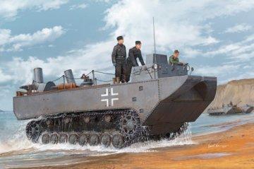 German Land-Wasser-Schlepper II-Prototyp · HBO 82461 ·  HobbyBoss · 1:35