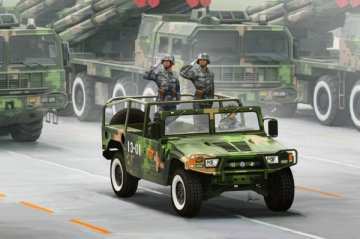 Dong Feng Meng Shi 1.5ton Military Light · HBO 82467 ·  HobbyBoss · 1:35