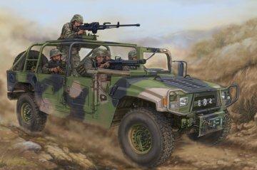 Dong Feng Meng SHhi 1,5 t vehicle · HBO 82469 ·  HobbyBoss · 1:35