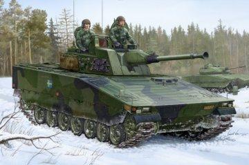 Sweden CV90-40 IFV · HBO 82474 ·  HobbyBoss · 1:35