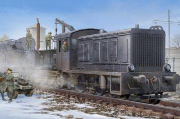 German WR360 C12 Locomotive · HBO 82913 ·  HobbyBoss · 1:72