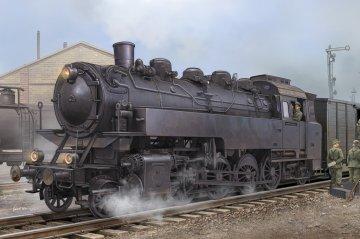 German Dampflokomotive BR86 · HBO 82914 ·  HobbyBoss · 1:72