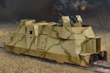 Kanonen und Flakwagen · HBO 82925 ·  HobbyBoss · 1:72