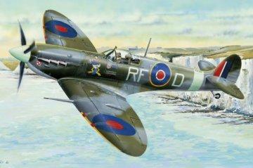 Spitfire Mk.Vb · HBO 83205 ·  HobbyBoss · 1:32