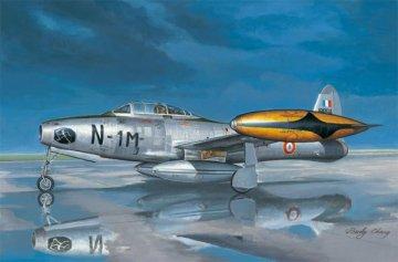 F-84G Thunderjet · HBO 83208 ·  HobbyBoss · 1:32