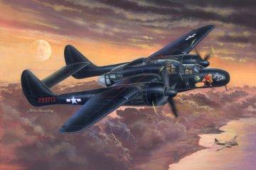 P-61B Black Widow · HBO 83209 ·  HobbyBoss · 1:32