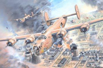 US B-24D Liberator · HBO 83212 ·  HobbyBoss · 1:32