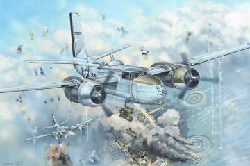 A-26B Invader · HBO 83213 ·  HobbyBoss · 1:32