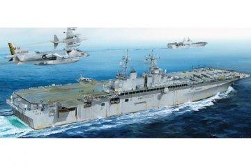 USS Boxer LHD-4 · HBO 83405 ·  HobbyBoss · 1:700