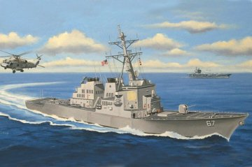 USS Cole DDG-67 · HBO 83410 ·  HobbyBoss · 1:700