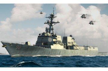 USS Forrest Sherman DDG-98 · HBO 83414 ·  HobbyBoss · 1:700