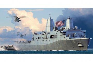 USS New York (LPD-21) · HBO 83415 ·  HobbyBoss · 1:700