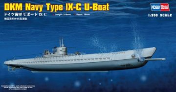 German Navy Type IX-C U-Boat · HBO 83508 ·  HobbyBoss · 1:350