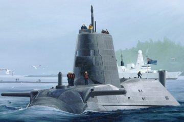 HMS Astute · HBO 83509 ·  HobbyBoss · 1:350