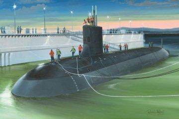 USS Virginia SSN-774 · HBO 83513 ·  HobbyBoss · 1:350