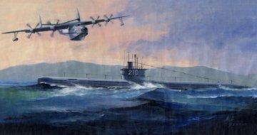 PLA Navy Type 033 Romeo Class · HBO 83515 ·  HobbyBoss · 1:350
