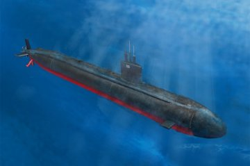 USS Los Angeles Class SSN-688/VLS/688I · HBO 83530 ·  HobbyBoss · 1:350