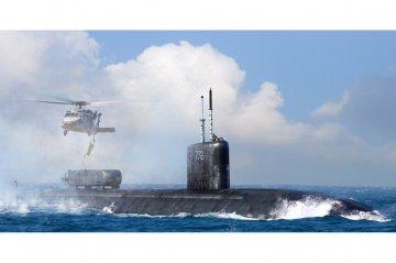 USS Greeneville SSN-772 · HBO 83531 ·  HobbyBoss · 1:350