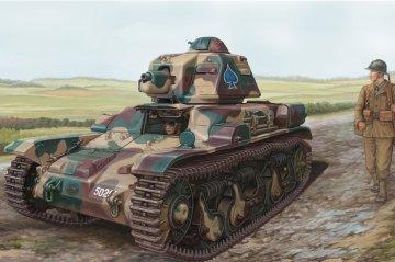 French R35 Light Infantry Tank · HBO 83806 ·  HobbyBoss · 1:35