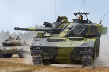 Swedish CV9035 IFV · HBO 83823 ·  HobbyBoss · 1:35
