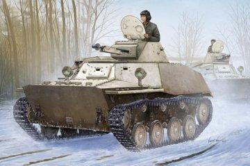Russian T-40S Light Tank · HBO 83826 ·  HobbyBoss · 1:35
