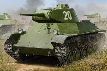 Russian T-50 Infantry Tank · HBO 83827 ·  HobbyBoss · 1:35