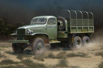 US GMC CCKW-352 Steel Cargo Truck · HBO 83831 ·  HobbyBoss · 1:35