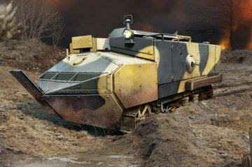 Schneider CA-Armored · HBO 83862 ·  HobbyBoss · 1:35