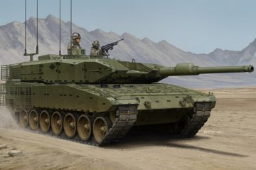 Leopard 2A4M CAN · HBO 83867 ·  HobbyBoss · 1:35
