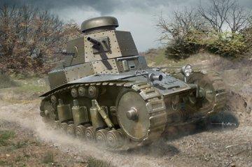 Soviet T-18 Light Tank MOD1927 · HBO 83873 ·  HobbyBoss · 1:35