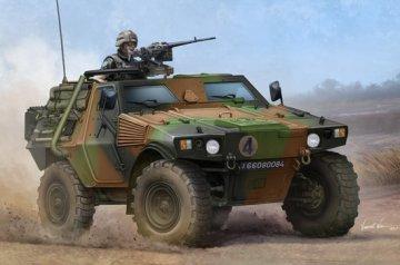 French VBL Armour Car · HBO 83876 ·  HobbyBoss · 1:35
