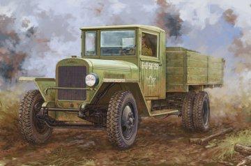 Russian ZIS-5B Truck · HBO 83886 ·  HobbyBoss · 1:35